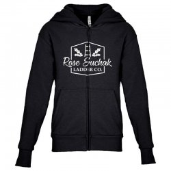 ledders worth sppringging from bed Youth Zipper Hoodie | Artistshot