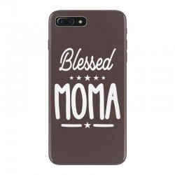 Blessed Moma - Mother's Day Grandma Gift iPhone 7 Plus Case | Artistshot