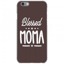 Blessed Moma - Mother's Day Grandma Gift iPhone 6/6s Case | Artistshot