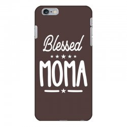 Blessed Moma - Mother's Day Grandma Gift iPhone 6 Plus/6s Plus Case | Artistshot