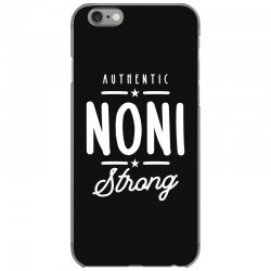 Noni Strong - Mother Grandma Gift iPhone 6/6s Case | Artistshot