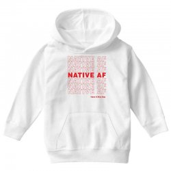 native af have a nice day Youth Hoodie | Artistshot