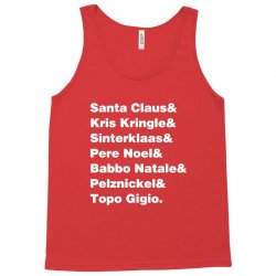 the claus Tank Top | Artistshot