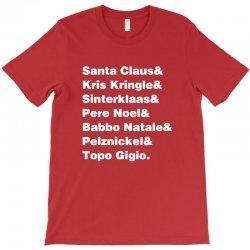 the claus T-Shirt | Artistshot
