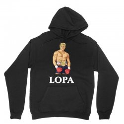 lopa leave our president alone donald trump 2020 Unisex Hoodie | Artistshot