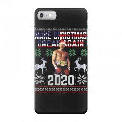 make christmas great again boxer trump iPhone 7 Case | Artistshot