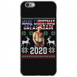 make christmas great again boxer trump iPhone 6/6s Case | Artistshot