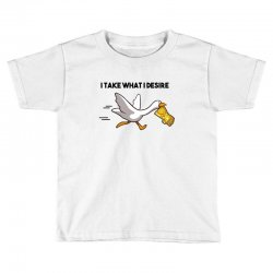 gauntlet goose Toddler T-shirt | Artistshot