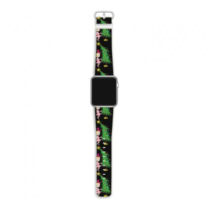 I've Been Cindy Lou Who Good Apple Watch Band Designed By Mirazjason