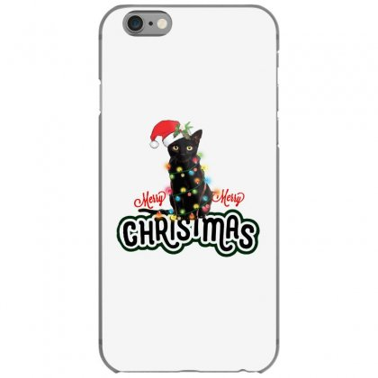 Christmas Cat Iphone 6/6s Case Designed By Mirazjason