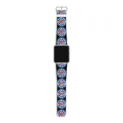 Hockey Night In Canada Apple Watch Band Designed By Mirazjason