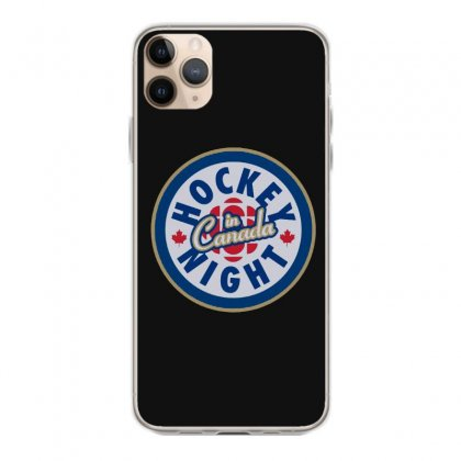 Hockey Night In Canada Iphone 11 Pro Max Case Designed By Mirazjason