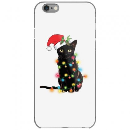 Funny Christmas Cat Iphone 6/6s Case Designed By Mirazjason