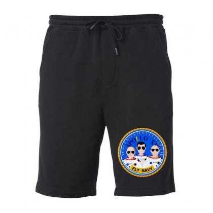 Space Hipsters Apollo 12 Anniversary Fleece Short Designed By Mirazjason