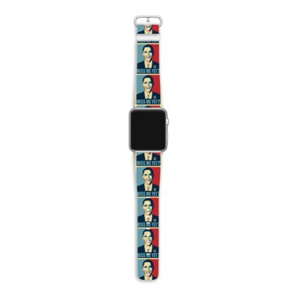 Obama Miss Me Yet Apple Watch Band Designed By Mirazjason