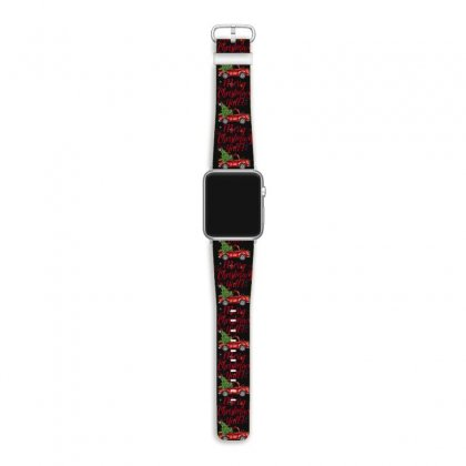 Merry Christmas Y'all Apple Watch Band Designed By Mirazjason