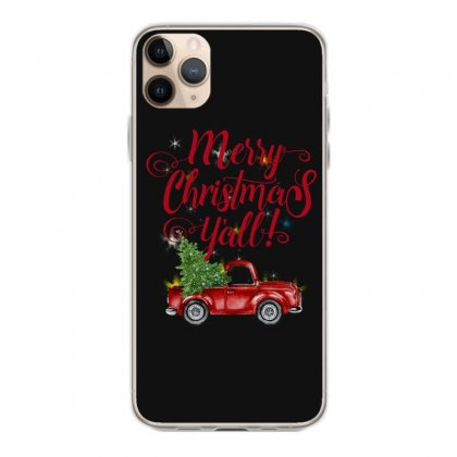 Merry Christmas Y'all Iphone 11 Pro Max Case Designed By Mirazjason