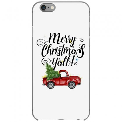 Merry Christmas Y'all For Light Iphone 6/6s Case Designed By Mirazjason