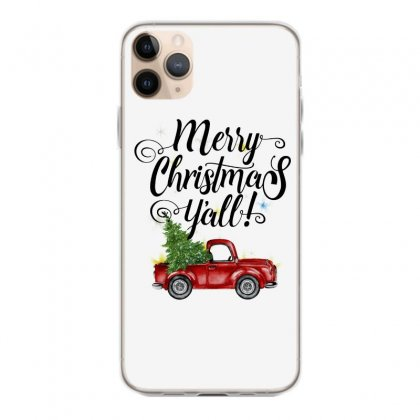 Merry Christmas Y'all For Light Iphone 11 Pro Max Case Designed By Mirazjason