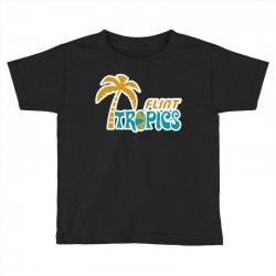 flint tropics retro Toddler T-shirt | Artistshot