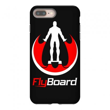 Fly Board Iphone 8 Plus Case Designed By Bluebubble