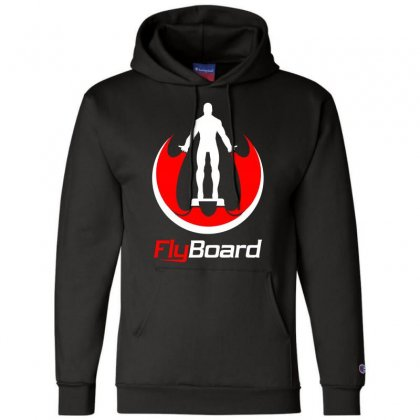 Fly Board Champion Hoodie Designed By Bluebubble
