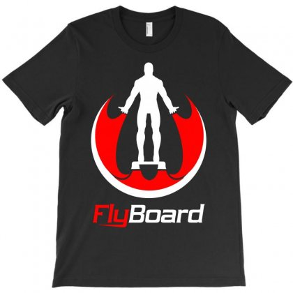 Fly Board T-shirt Designed By Bluebubble