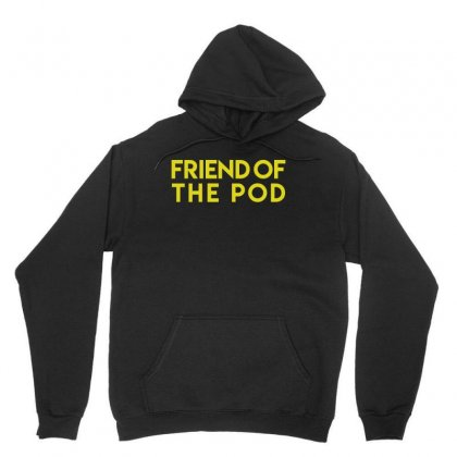 Friend Of The Pod Unisex Hoodie Designed By Bluebubble