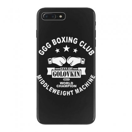Ggg Boxing Club Iphone 7 Plus Case Designed By Bluebubble