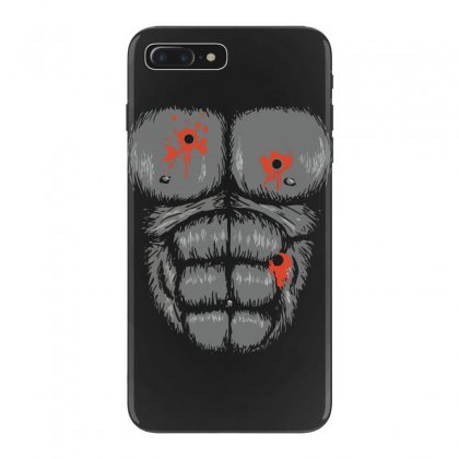 Gorilla Halloween Iphone 7 Plus Case Designed By Bluebubble