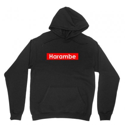 Harambe Unisex Hoodie Designed By Bluebubble