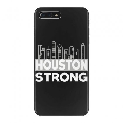 Houston Strong City Iphone 7 Plus Case Designed By Bluebubble