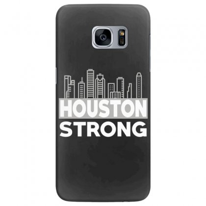Houston Strong City Samsung Galaxy S7 Edge Case Designed By Bluebubble