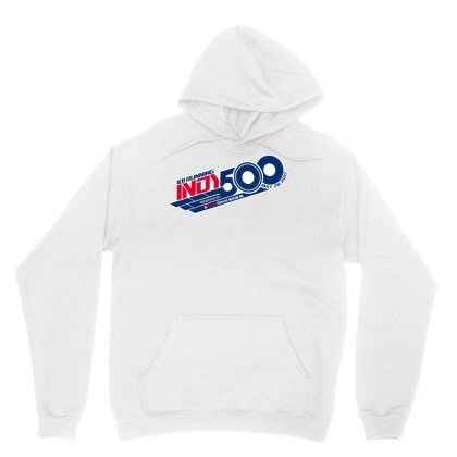 Indy 500 Unisex Hoodie Designed By Bluebubble