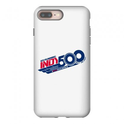 Indy 500 Iphone 8 Plus Case Designed By Bluebubble