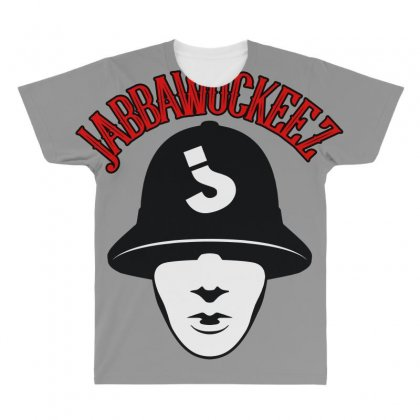 Jabbawockeez All Over Men's T-shirt Designed By Bluebubble