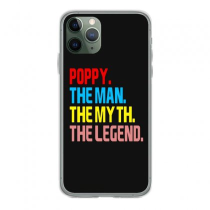 Poppy The Man The Myth The Legend Iphone 11 Pro Case Designed By Blue