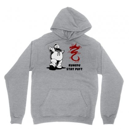 Kungfu Stay Puft Unisex Hoodie Designed By Bluebubble