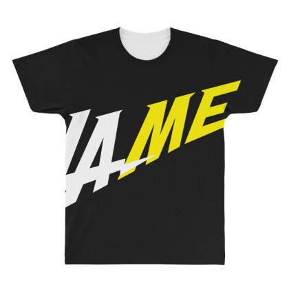 La Me All Over Men's T-shirt Designed By Bluebubble