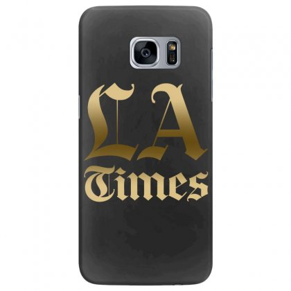 Los Angeles Times Samsung Galaxy S7 Edge Case Designed By Bluebubble