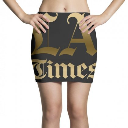 Los Angeles Times Mini Skirts Designed By Bluebubble
