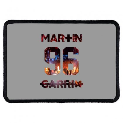 Martin Garrix Rectangle Patch Designed By Bluebubble