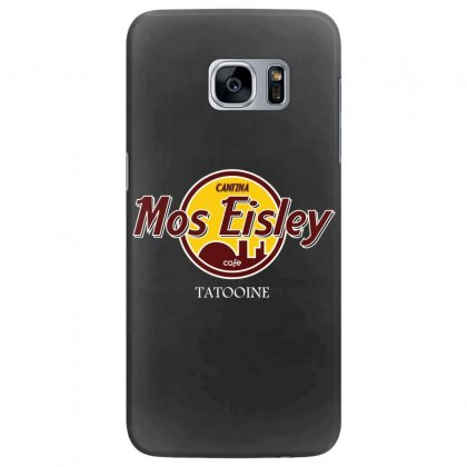 Mos Eisly Cantina Samsung Galaxy S7 Edge Case Designed By Bluebubble