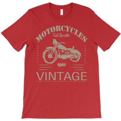 Motorcycle T Shirt T-shirt Designed By Bluebubble