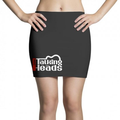 The Talking Heads   For Dark Mini Skirts Designed By Rodgergise