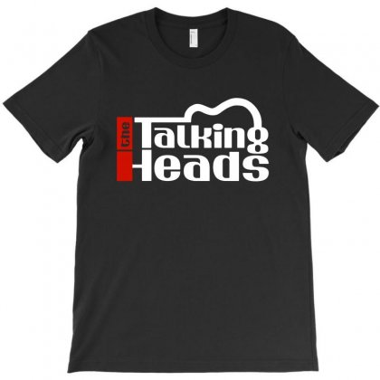 The Talking Heads   For Dark T-shirt Designed By Rodgergise