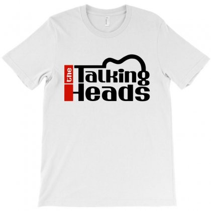 The Talking Heads   For Light T-shirt Designed By Rodgergise