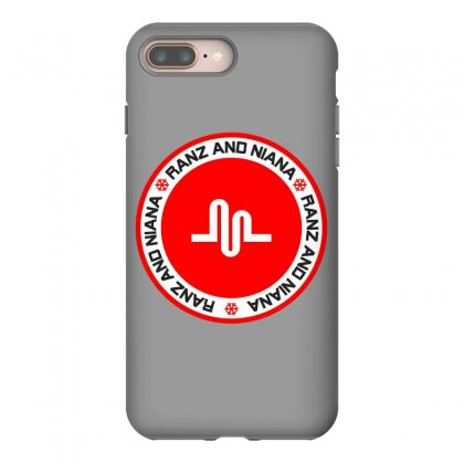 Ranz And Niana Iphone 8 Plus Case Designed By Bluebubble