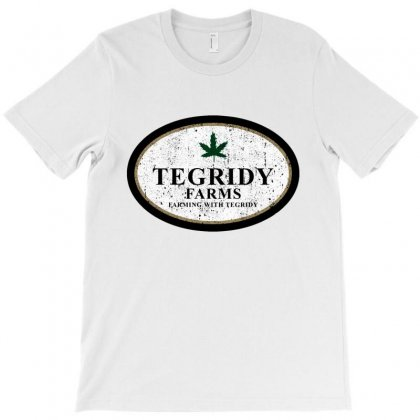 Farming With Tegridy T-shirt Designed By Rodgergise