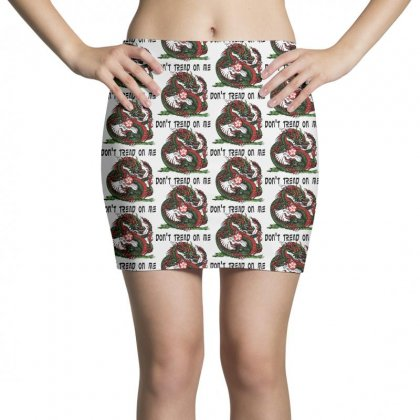 Don't Tread On Me Mini Skirts Designed By Rodgergise